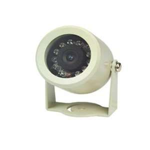 wired 1/4 color security camera ccd surveillance new