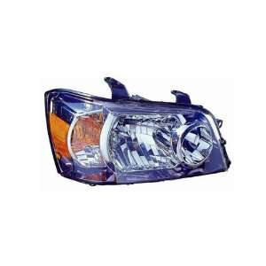 Toyota Highlander Passenger Side Replacement Headlight Automotive