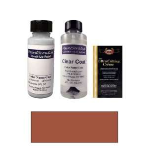 Red Paint Bottle Kit for 1979 Jaguar All Models (BLVC287) Automotive
