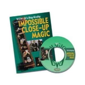 Impossible Close Up Magic DVD
