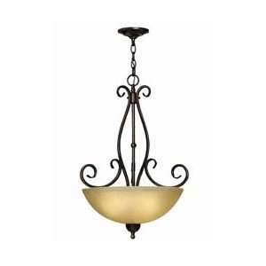 Canyon Ridge Rustic Iron 5 Light Pendant Light