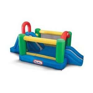 Jump N Double Slide  Toys & Games