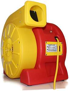 HP Air Hawk Inflatable Bounce House Air Blower Fan Inflating Motor