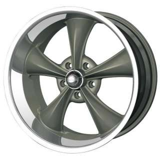 18x8 RIDLER HOT ROD WHEELS CHEVY GMC 2 WD 5 ON 5 BP