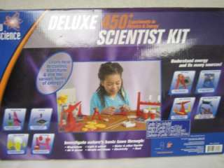 EDU Science Deluxe Scientist Kit