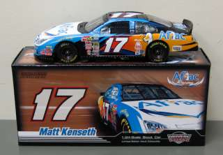 Matt Kenseth NASCAR #17 2007 Ford Diecast Car 124