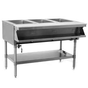 Eagle Group DHT3 * Hot Food Tables 3 Wells Dry Electric