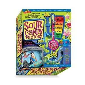 Scientific Explorer Sour Candy Factory Kit Everything